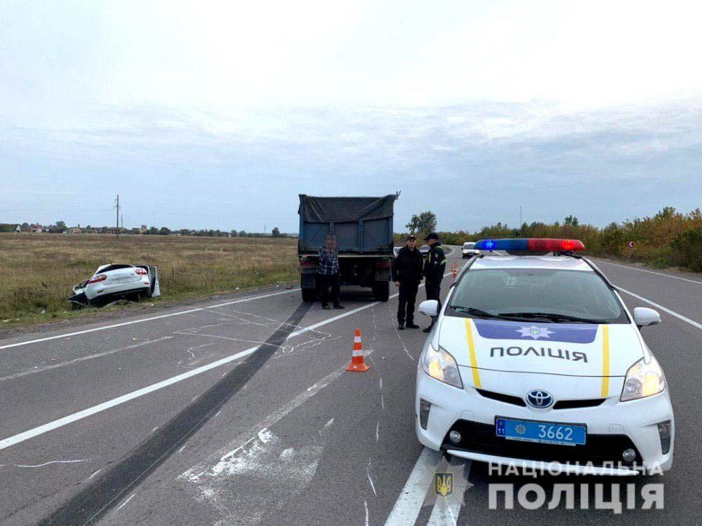 Поліцейські встановлюють обставини загибелі двох людей у Рівненському районі