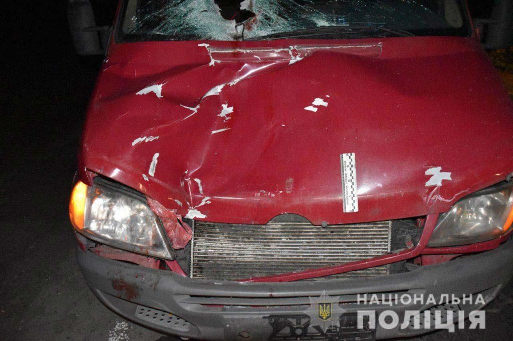 Поліцейські встановлюють особу загиблого у ДТП на Березнівщині