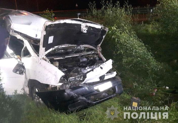 Смертельна ДТП наДубенщині: загинув 24-річний рівнянин