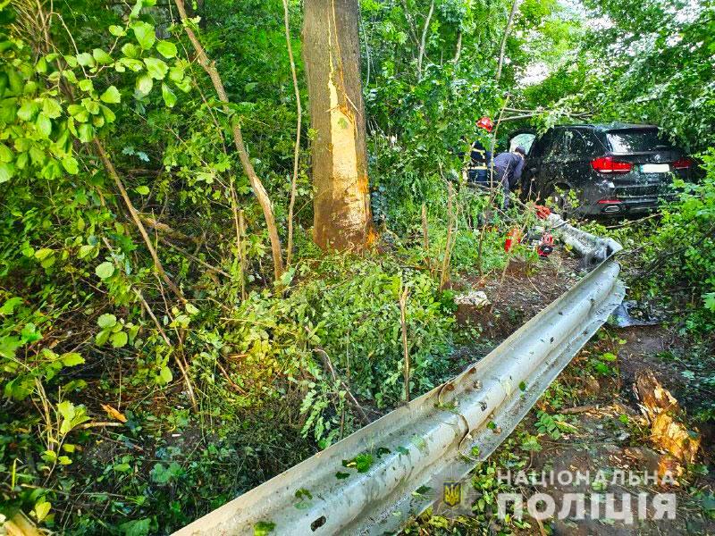 На Кореччині у автотрощі загинув житель Дніпра