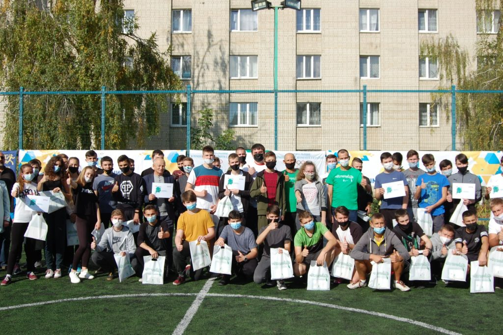 Проект #OlympicLab завітав до рівненських студентів (ФОТО)