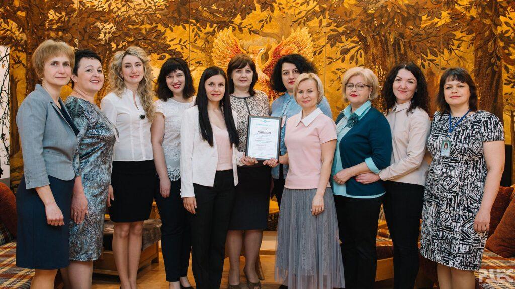 Рівненська атомниця перемогла у конкурсі «WiN Ukraine Award»