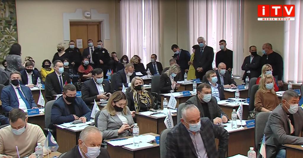 На сесії Рівнеради затвердили заступників міського голови (ВІДЕО)