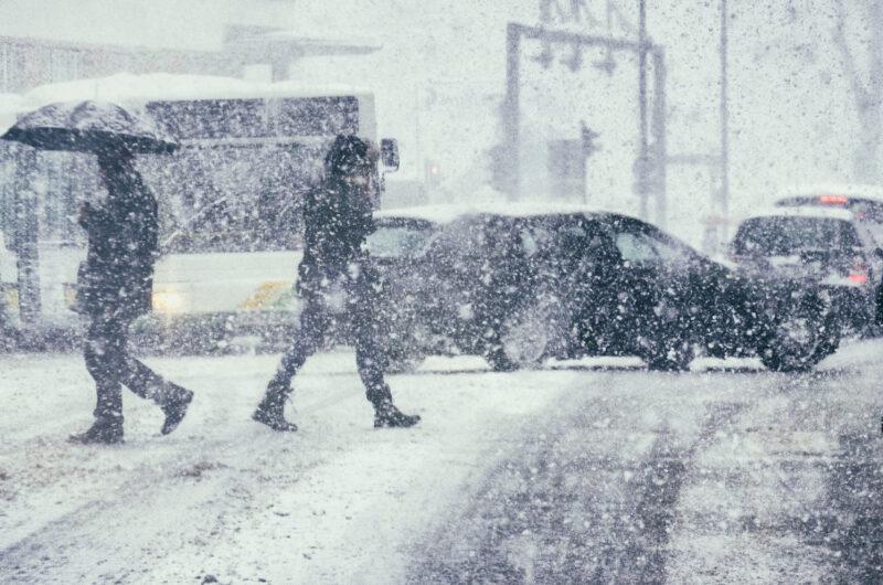 Ожеледиця, вітер та мороз: погода на Рівненщині