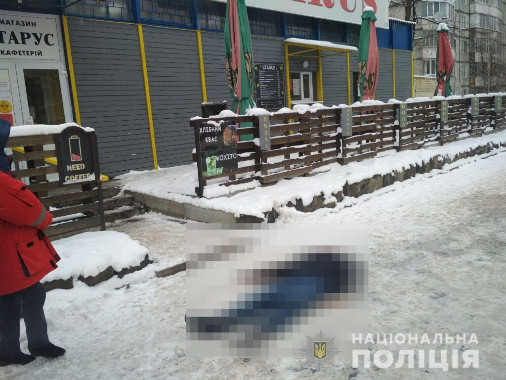 Посеред вулиці у Рівному ножем вбили 30-річного чоловіка
