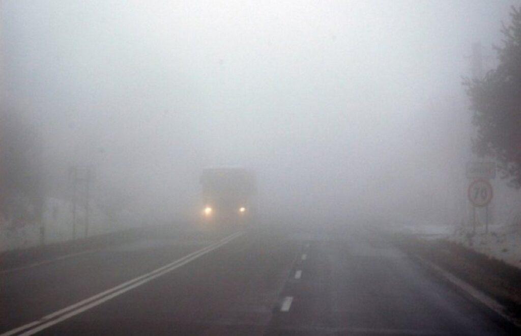 Вночі на Рівненщині прогнозують туман та ожеледицю