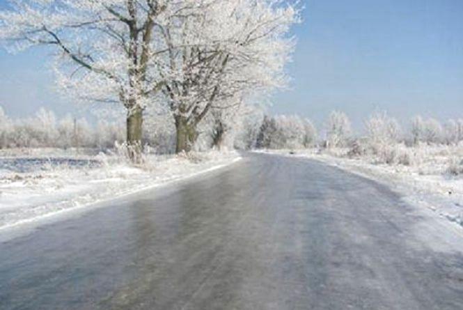 Штормове попередження: на Рівненщині прогнозують ожеледицю