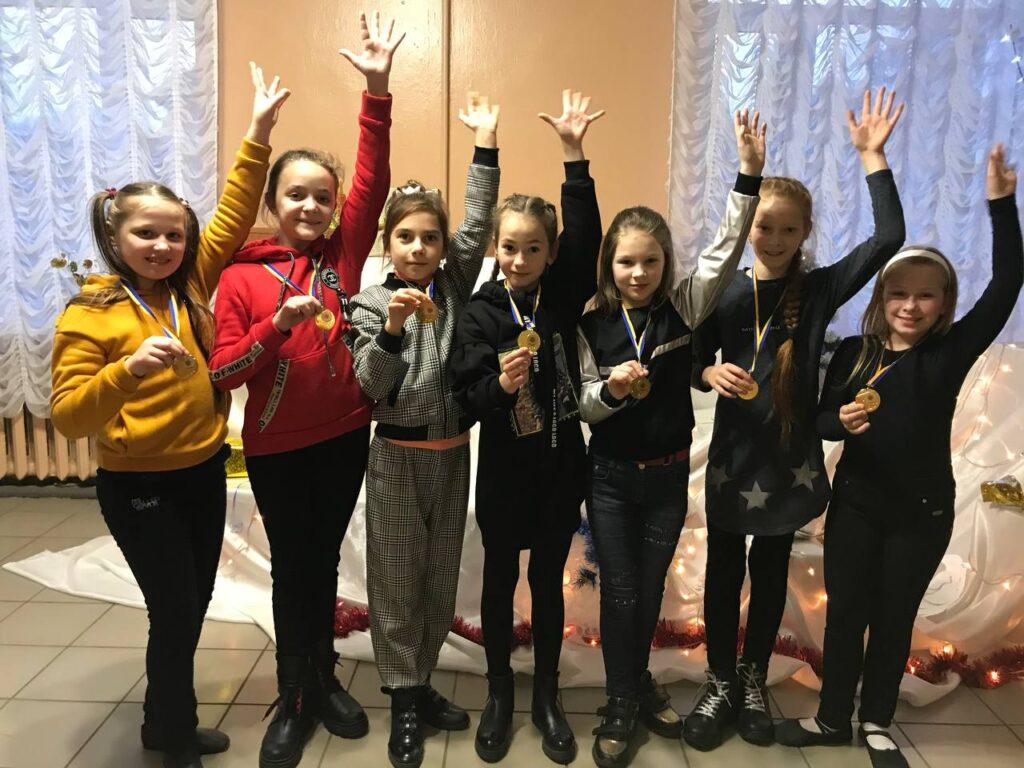 Демидівські танцівники отримали нагороди у Міжнародному фестивалі-конкурсі