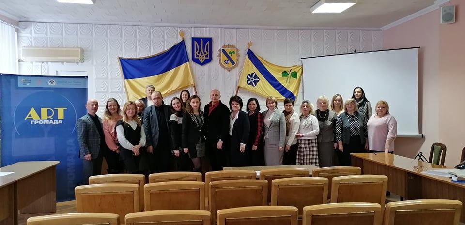 На Березнівщині навчали працівників культури