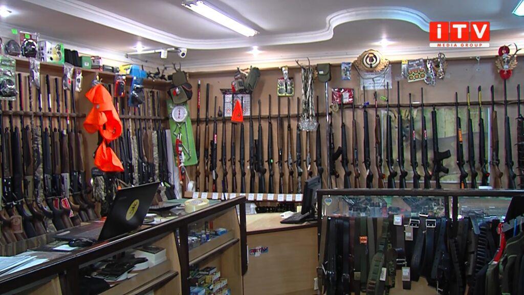 Як легально придбати зброю громадянам України? (ВІДЕО)