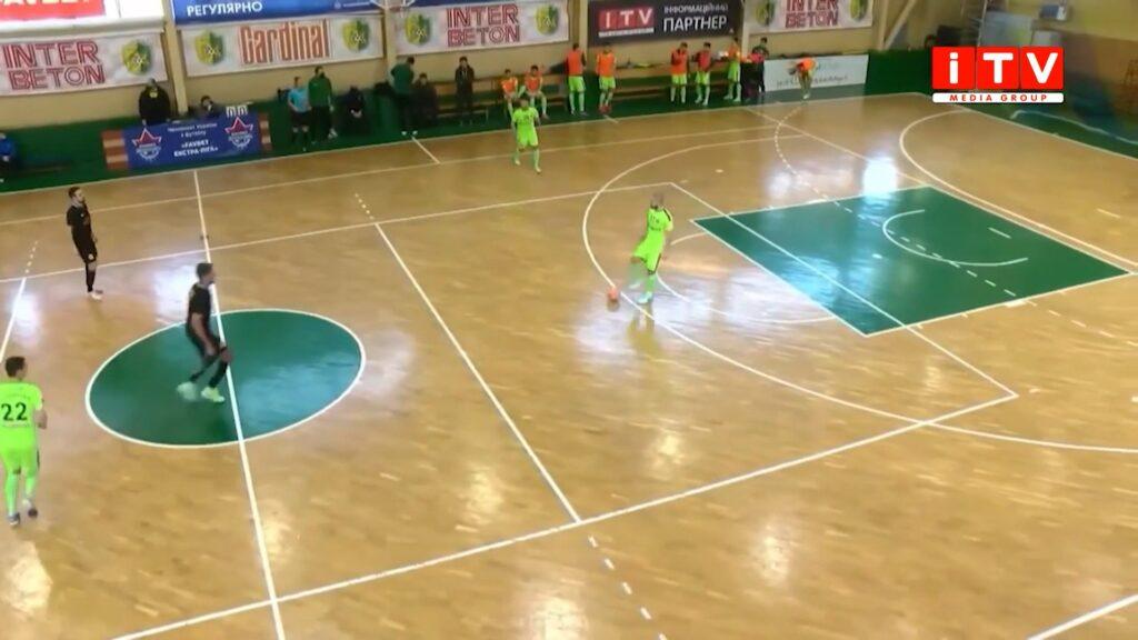 Рівненський «Кардинал» здобув першу перемогу у Кубку України (ВІДЕО)