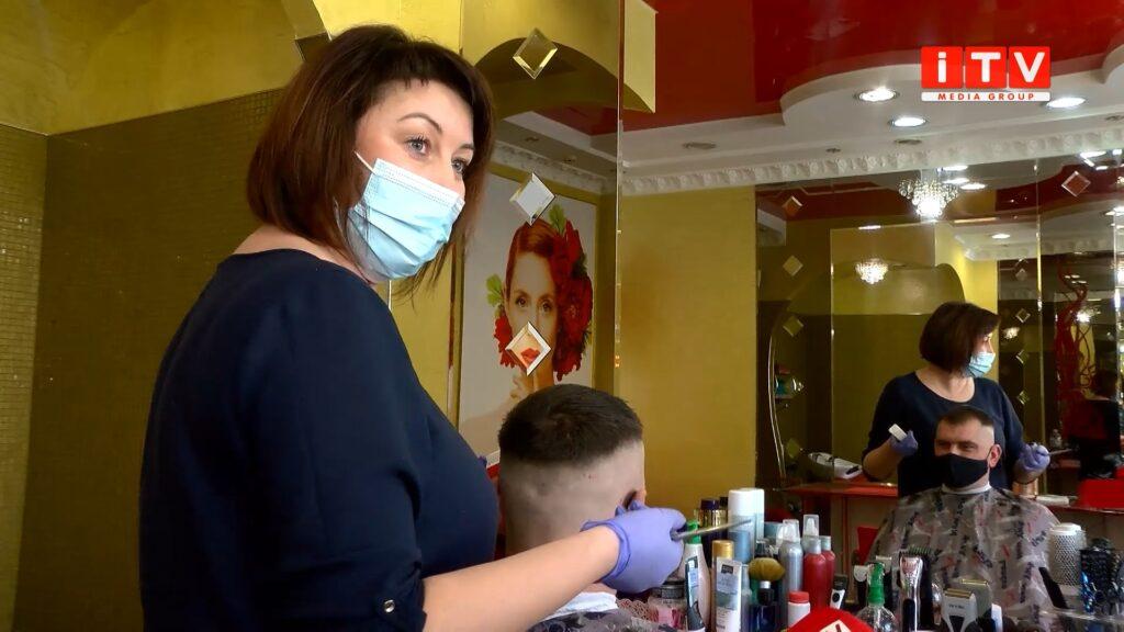 Клієнти без масок: чи реагують рівненські підприємці
