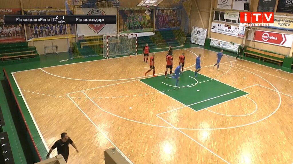 Молодіжка БК «Рівне» зіграла дербі у першій лізі Чемпіонату України (ВІДЕО)