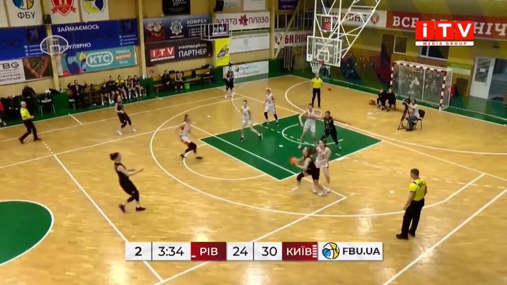 Рівненських баскетболісток запросили до Національної Збірної України (ВІДЕО)
