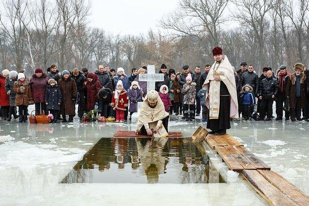 У Рівному скасували традиційне святкування Водохреща