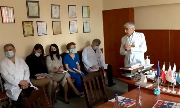 Виїзне засідання медичної комісії: завітали до Рівненської ЦМЛ (ВІДЕО)