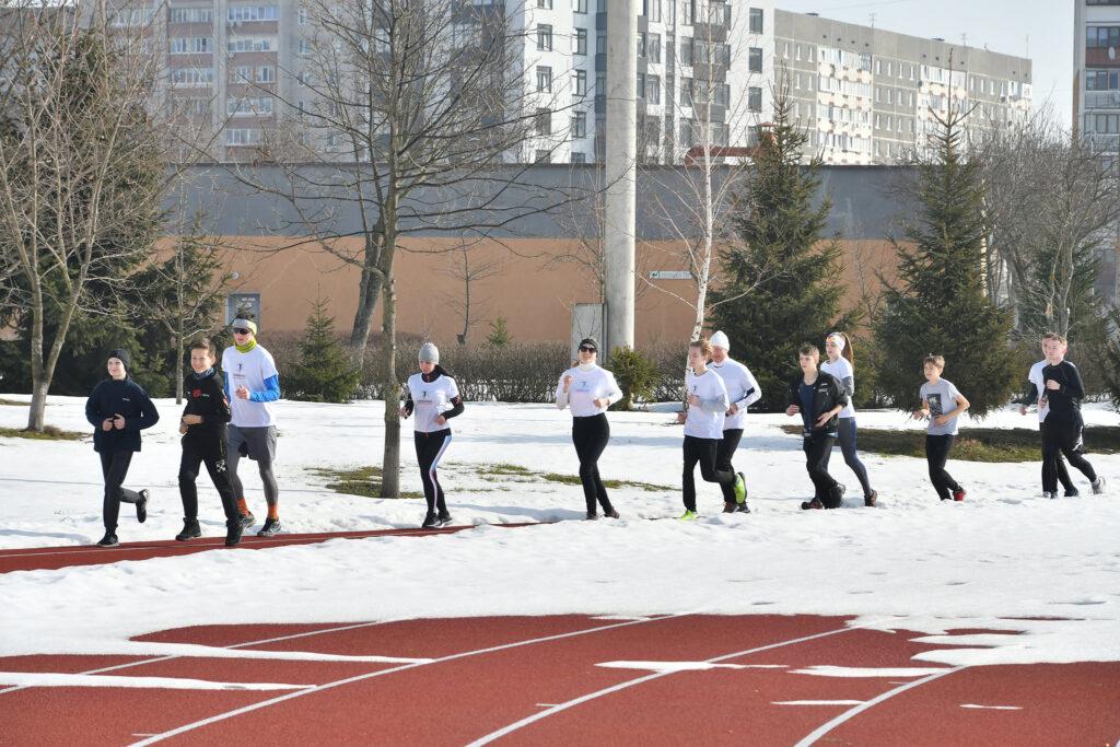 Спортсмени Вараша тепер мають сучасну бігову доріжку