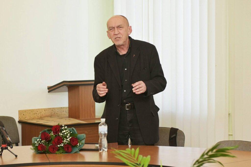 Рівненський письменник Олександр Ірванець став лауреатом премії Уласа Самчука