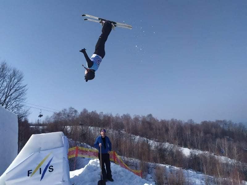 Рівненський фристайлист став чемпіоном України