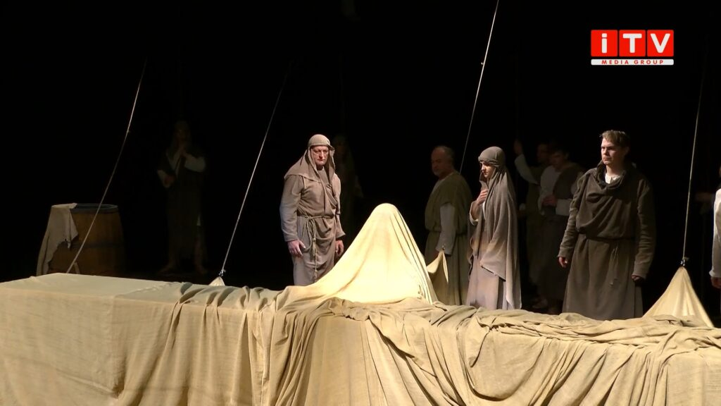 У Рівному відбудеться прем'єра вистави «На полі крові» (ВІДЕО)