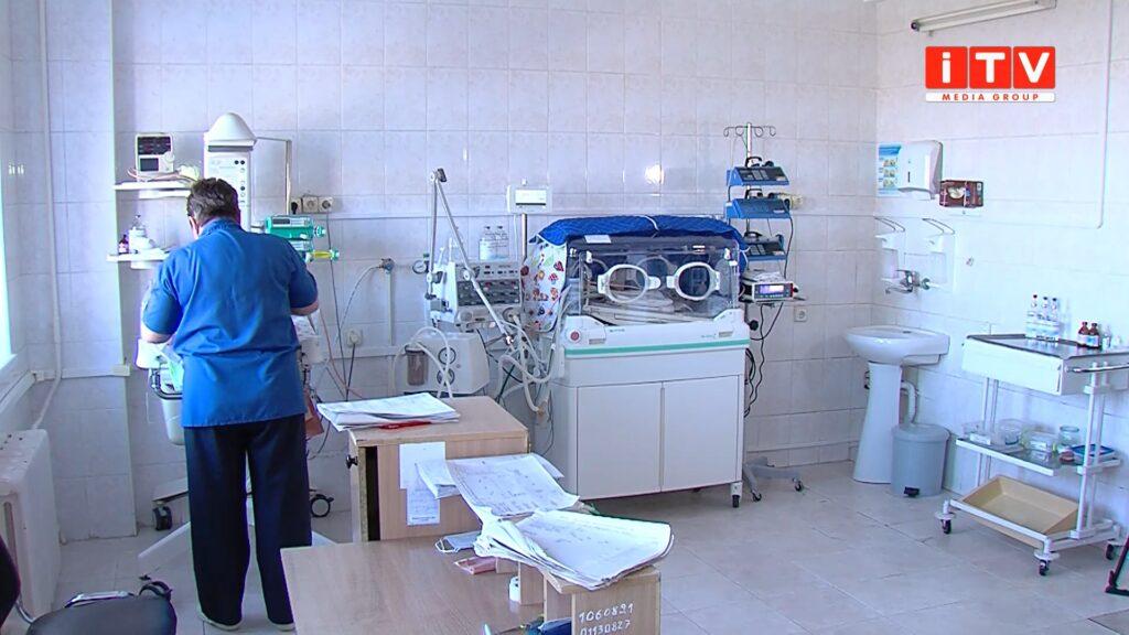 У Рівненську обласну лікарню передали інкубатори для недоношених дітей (ВІДЕО)