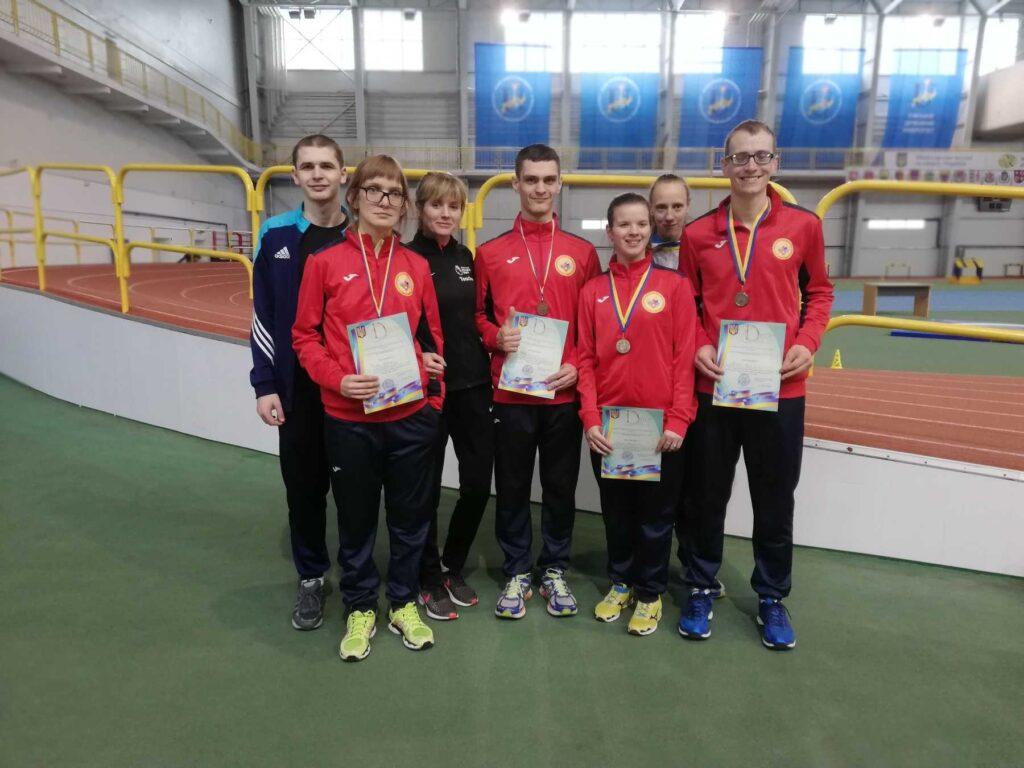 Особливі спортсмени з Рівного вибороли нагороди на чемпіонаті України з легкої атлетики