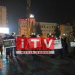 Рівняни вийшли на мітинг на підтримку Сергія Стерненка (ФОТО)