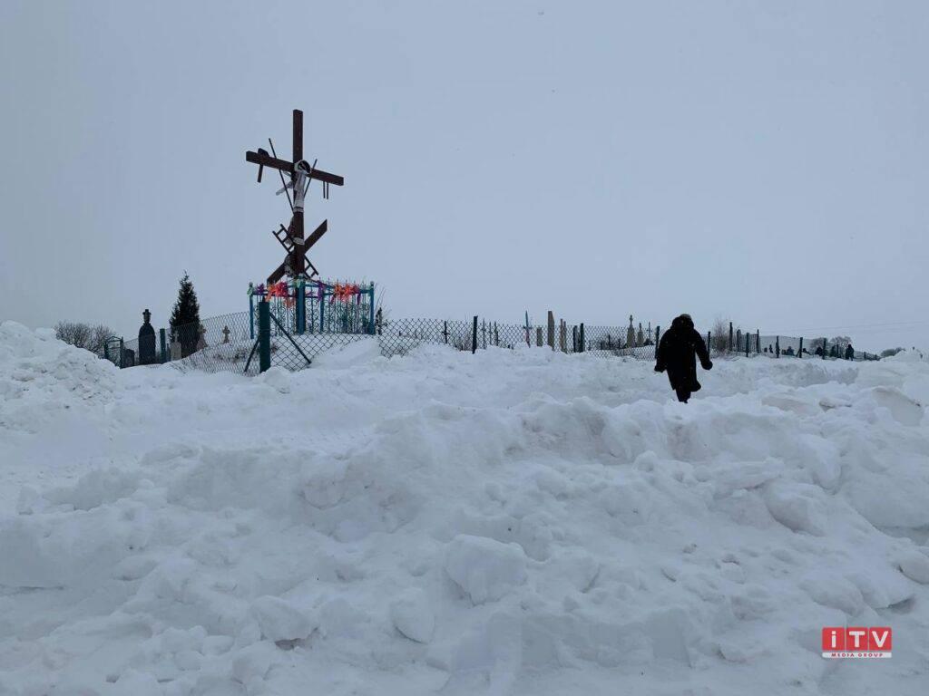 Не врятували через заметену дорогу: на Рівненщині померла жінка