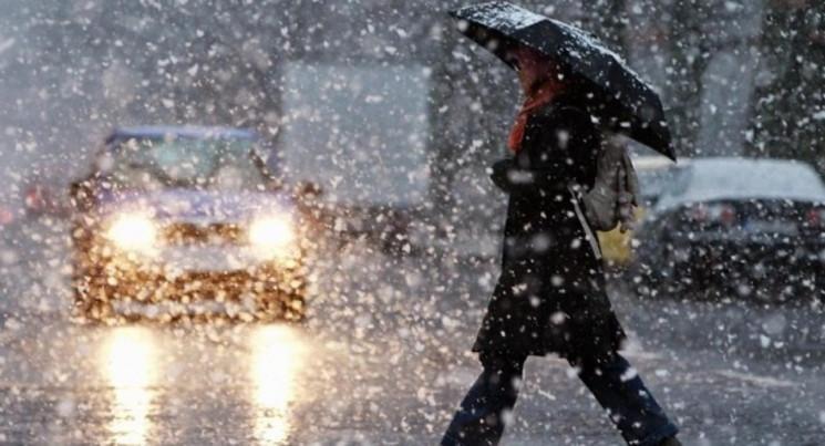 Дощ та ожеледицю прогнозують на Рівненщині