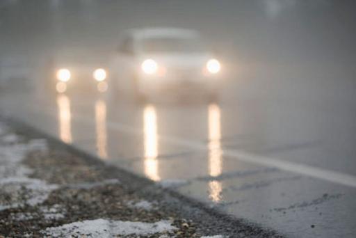 Ожеледицю та туман прогнозують на Рівненщині
