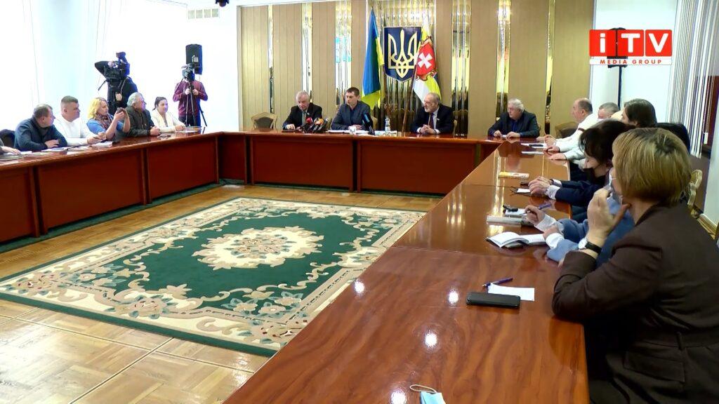 Сто днів на посаді: Сергій Кондрачук розповів про перші кроки на посаді голови обласної ради (ВІДЕО)