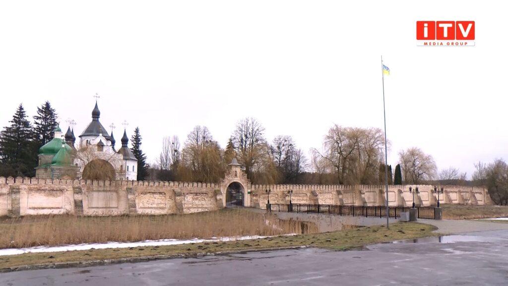 Як виник Свято-Георгіївський чоловічий монастир на Козацьких могилах (ВІДЕО)