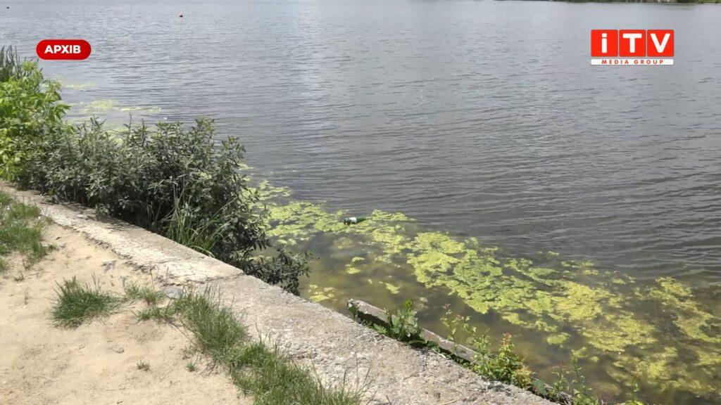 Рівненська влада шукає шляхи очищення міських водойм (ВІДЕО)
