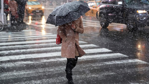 На Рівненщині прогнозують вітер та мокрий сніг