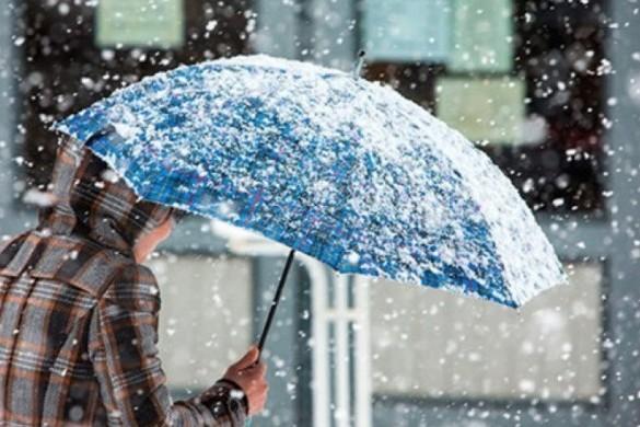 На Рівненщину йде похолодання та мокрий сніг
