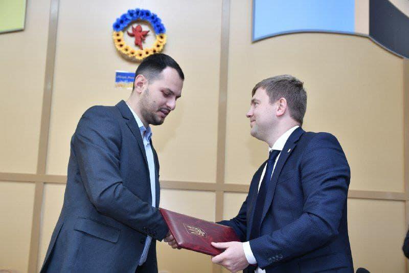 Олександр Коваль став головою Рівненської районної адміністрації