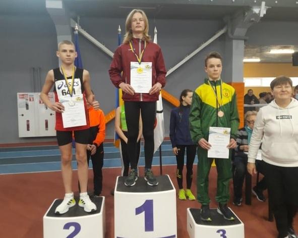 Рівненський легкоатлет виборов бронзову медаль на чемпіонаті України