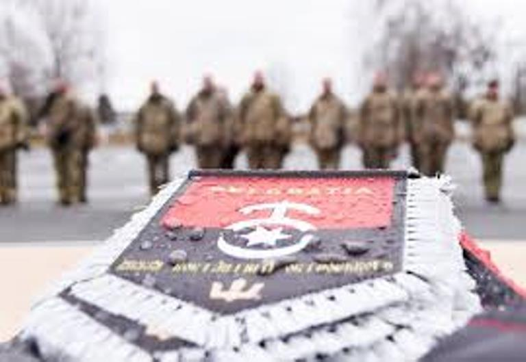 Чому ім'я князя Острозького носить військова бригада з Новоград-Волинського? (ВІДЕО)