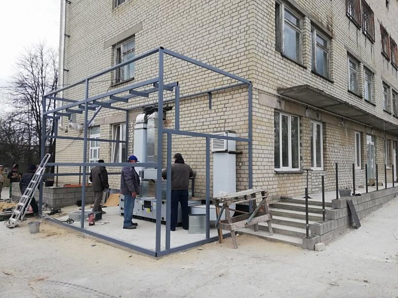 ПЛР-лабораторію незабаром матиме лікарня на Рівненщині (ФОТО)