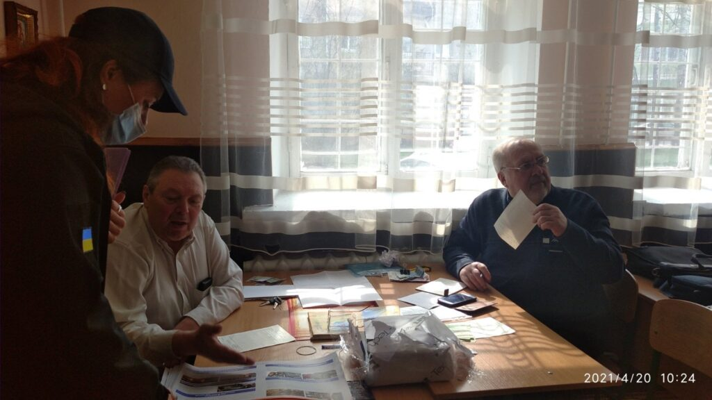 Рівненські рятувальники нагадали священнослужителям  правила пожежної безпеки