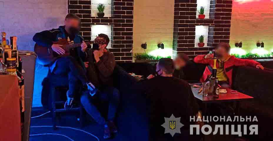 На Рівненщині закрили п'ять розважальних закладів за порушення карантину