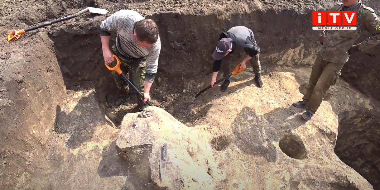 У Млинові археологи знайшли будинок часів Київської Русі (ВІДЕО)