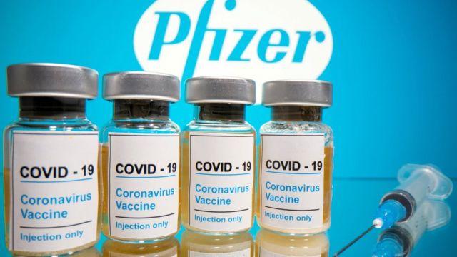 Україна уклала договір з Pfizer на постачання 10 мільйонів доз вакцини проти COVID-19