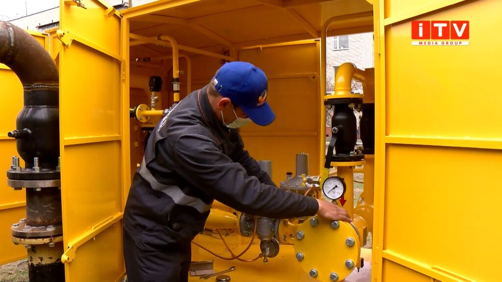 На Сарненщині газовики розпочали оновлювати обладнання (ВІДЕО)