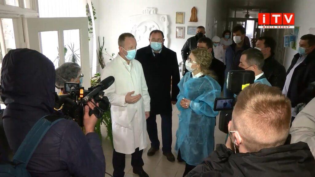 Хто встановить кисневу станцію у Сарненській лікарні (ВІДЕО)