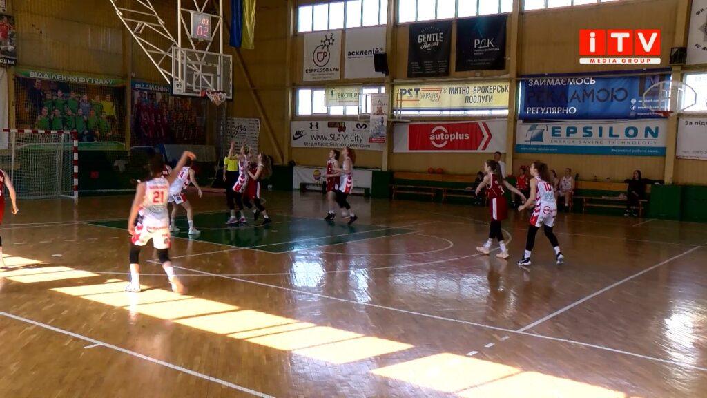 Чемпіон України з баскетболу серед дівочих команд визначився у Рівному (ВІДЕО)