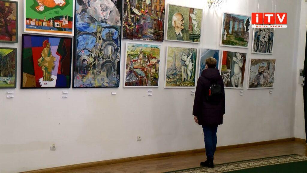 «Мистецькими шляхами Пінзеля»: у Дубенському замку відкрили нову виставку (ВІДЕО)