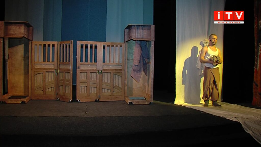 У Рівненському театрі ляльок відбудеться прем'єра вистави «Шолом, солдат» (ВІДЕО)