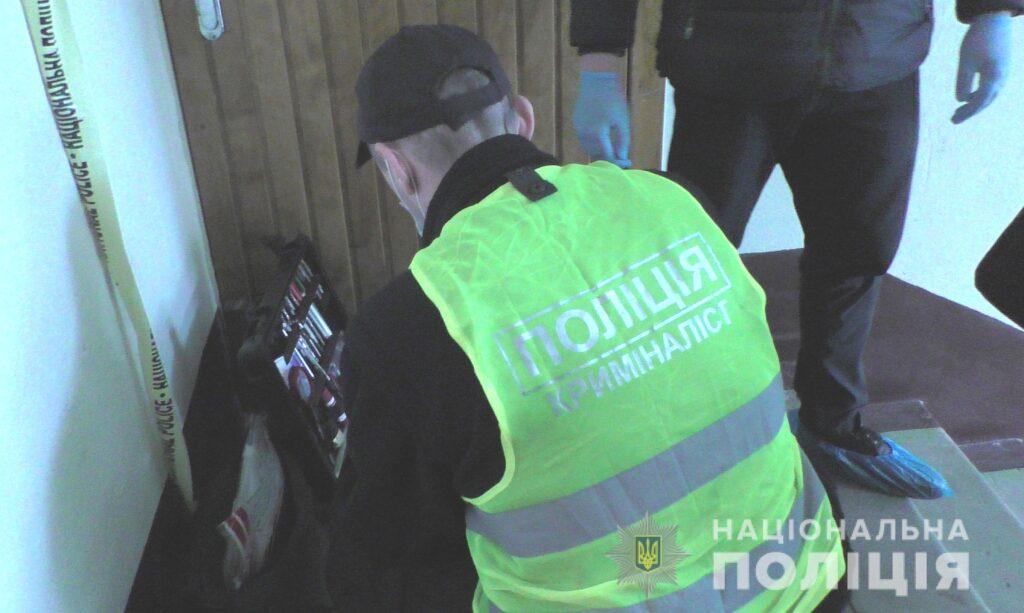 У Рівному вбили чоловіка (ФОТО, ВІДЕО)