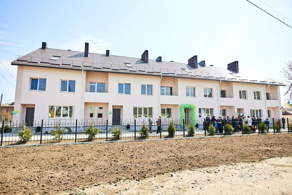 До Великодня залізничники Рівненщини отримали ключі від нових квартир
